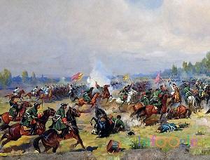Полтавская битва краткое описание ход битвы итоги Битва под Полтавой со шведами Сражение