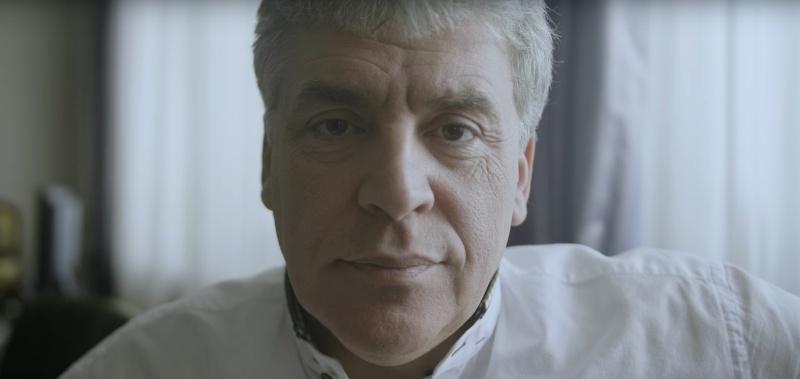 Павел Грудинин без усов