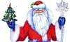 Дед Мороз – символ Нового года