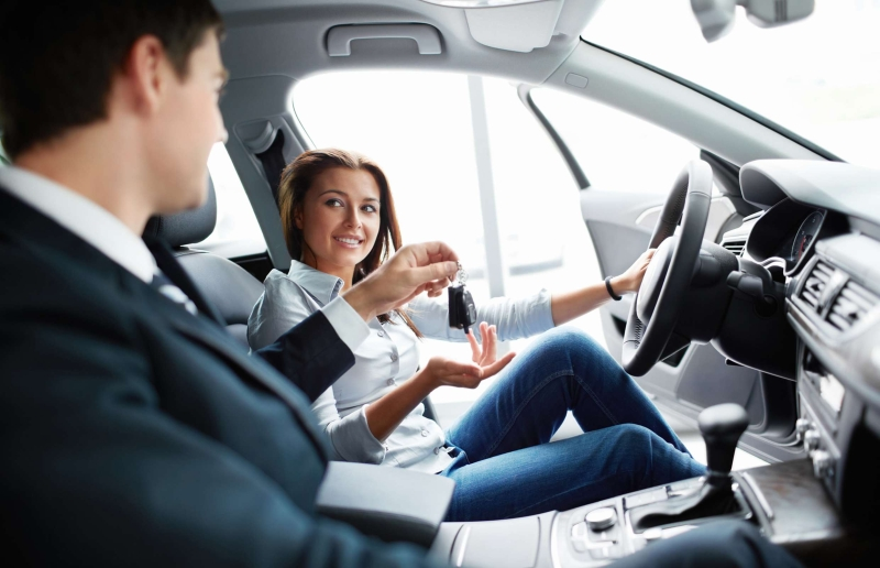 Продаём автомобиль, который находится в кредите