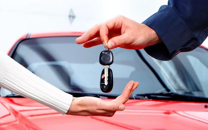 Продажа авто из рук в руки