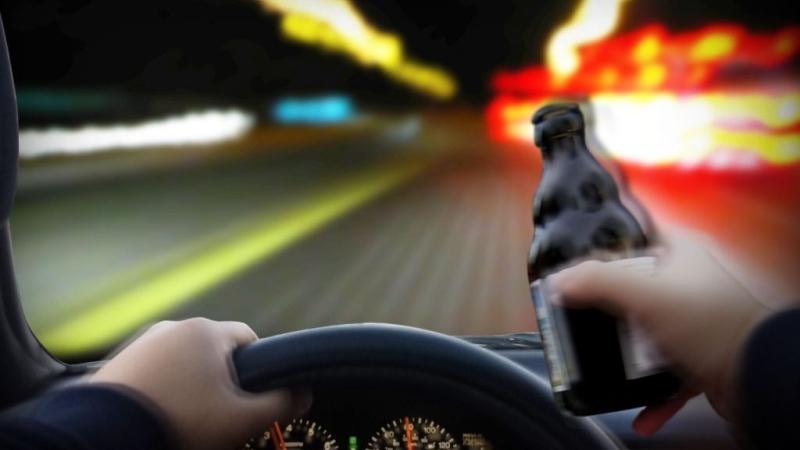 Судьям можно пить за рулём - всё норм