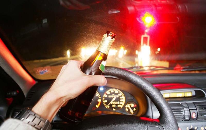 Пьяный водитель за рулём - 2018 год внесёт свои коррективы?