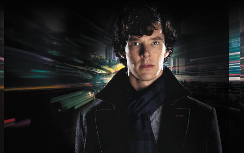 Шерлок Холмс - высокоактивный социопат