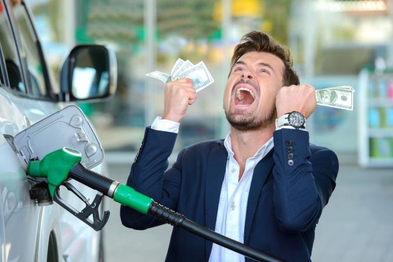 Цены на топливо - это просто жесть