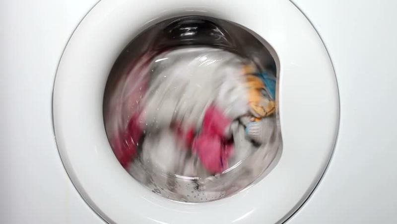 Полиэстер в стиральной машине